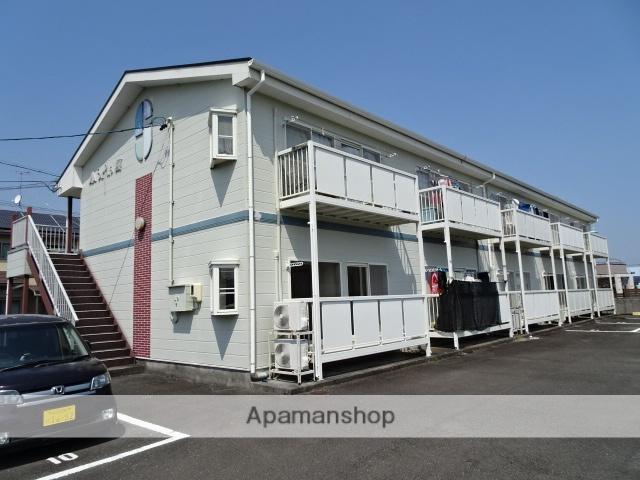 静岡県島田市、六合駅徒歩21分の築18年 2階建の賃貸アパート