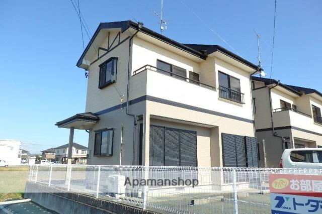 静岡県袋井市の築19年 2階建の賃貸一戸建て