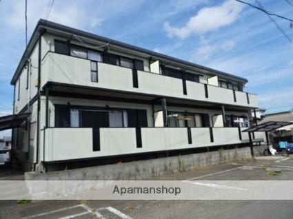 静岡県牧之原市の築18年 2階建の賃貸アパート