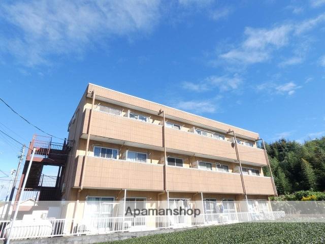 静岡県島田市、六合駅徒歩74分の築24年 3階建の賃貸マンション