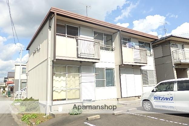 静岡県掛川市、掛川駅徒歩22分の築19年 2階建の賃貸アパート