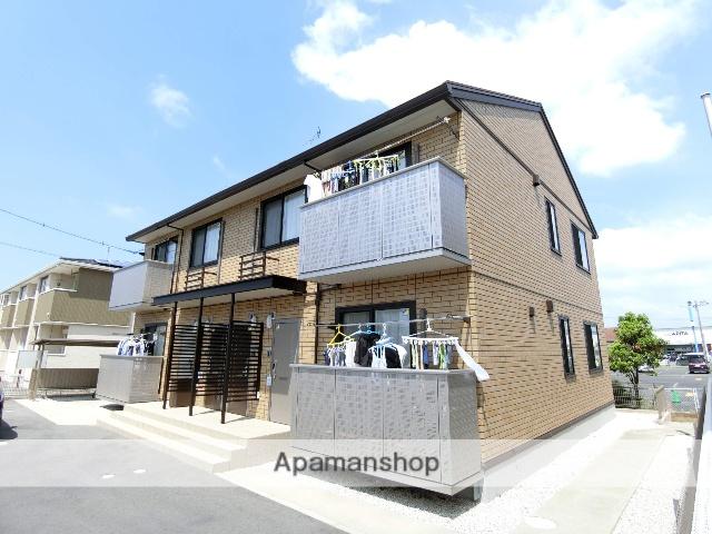 静岡県掛川市、西掛川駅徒歩7分の築1年 2階建の賃貸アパート