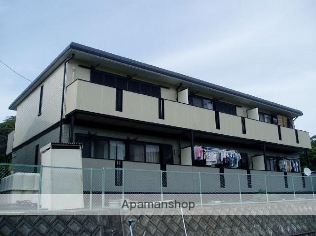 静岡県牧之原市、六合駅徒歩116分の築19年 2階建の賃貸アパート