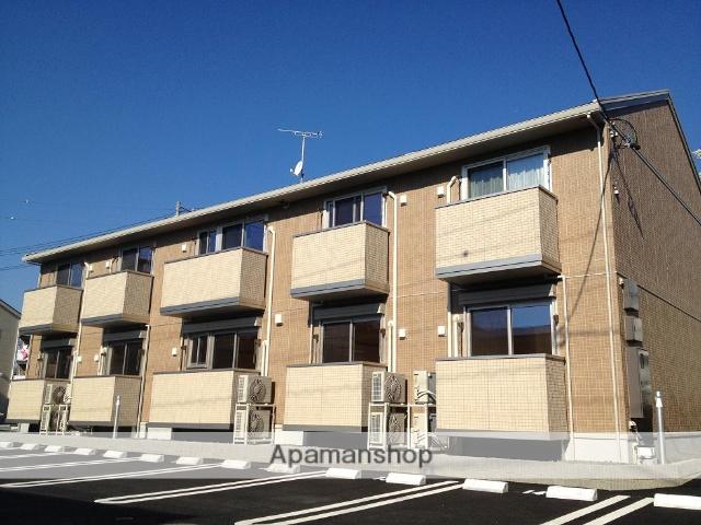 静岡県島田市、島田駅徒歩17分の築5年 2階建の賃貸アパート