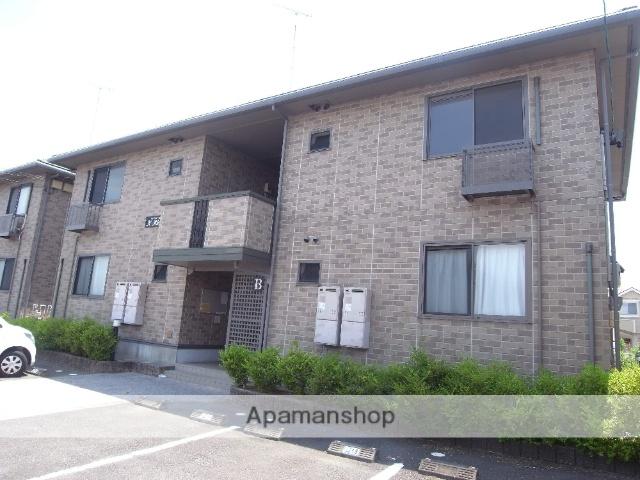 静岡県菊川市、菊川駅徒歩20分の築14年 2階建の賃貸アパート