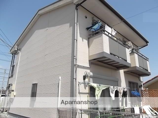 静岡県御前崎市の築9年 2階建の賃貸アパート