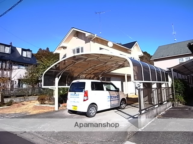 静岡県掛川市の築28年 2階建の賃貸一戸建て
