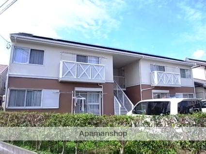 静岡県掛川市、掛川駅徒歩7分の築27年 2階建の賃貸アパート