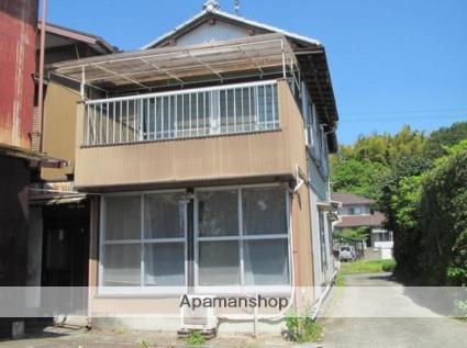 静岡県掛川市、いこいの広場駅徒歩28分の築59年 2階建の賃貸一戸建て