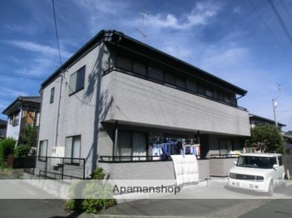 静岡県袋井市、袋井駅遠鉄バスバス10分川原町下車後徒歩3分の築17年 2階建の賃貸アパート