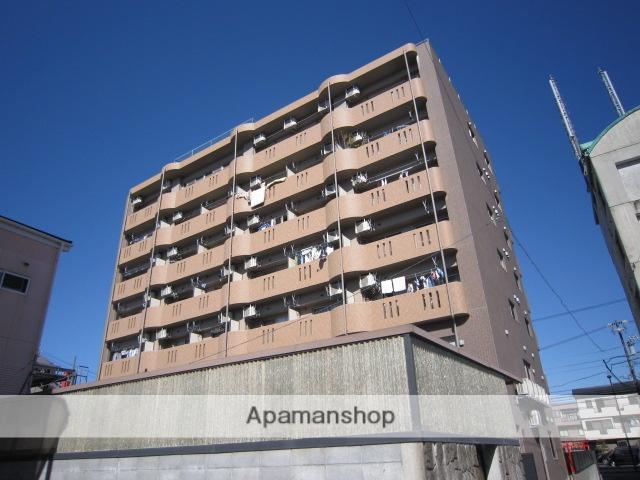 静岡県藤枝市、藤枝駅徒歩5分の築9年 6階建の賃貸マンション
