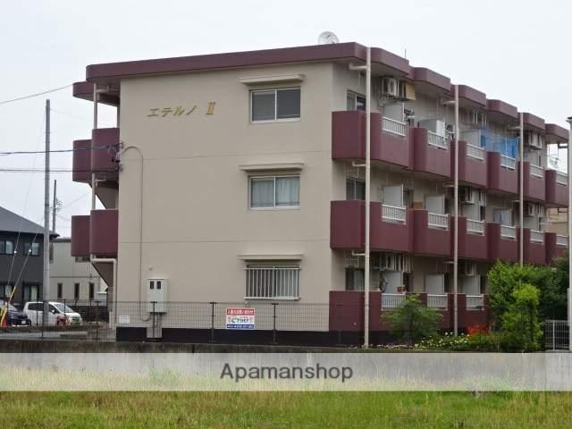 静岡県焼津市、西焼津駅徒歩17分の築21年 3階建の賃貸マンション