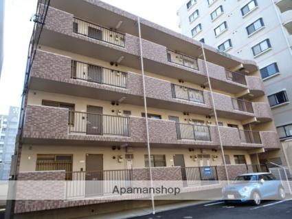 静岡県藤枝市、藤枝駅徒歩4分の築20年 4階建の賃貸マンション