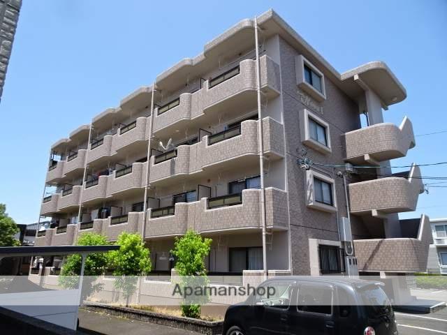 静岡県島田市、六合駅徒歩20分の築18年 4階建の賃貸マンション
