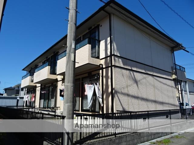 静岡県藤枝市、藤枝駅徒歩9分の築20年 2階建の賃貸アパート