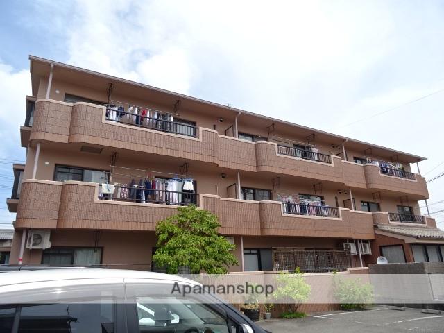 静岡県藤枝市の築19年 3階建の賃貸マンション