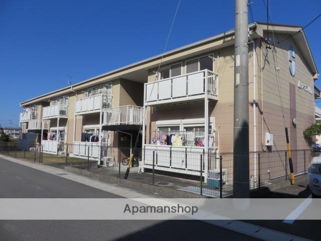 静岡県榛原郡吉田町の築19年 2階建の賃貸アパート