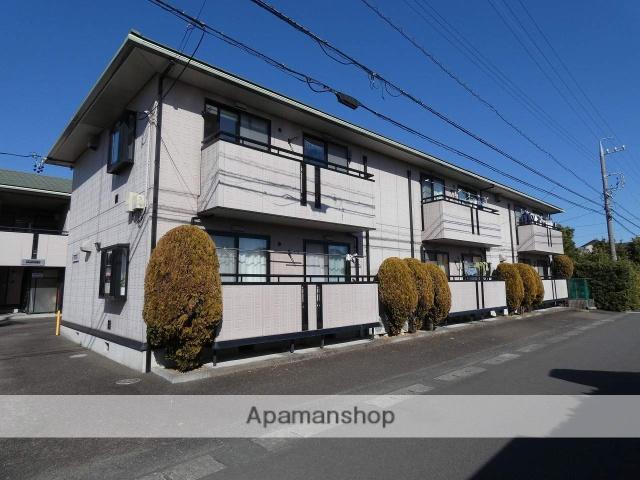 静岡県焼津市、西焼津駅徒歩21分の築17年 2階建の賃貸アパート
