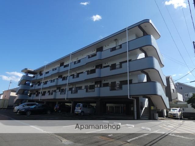 静岡県藤枝市、藤枝駅徒歩20分の築24年 4階建の賃貸マンション