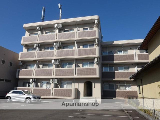 静岡県藤枝市、藤枝駅徒歩10分の築17年 4階建の賃貸マンション