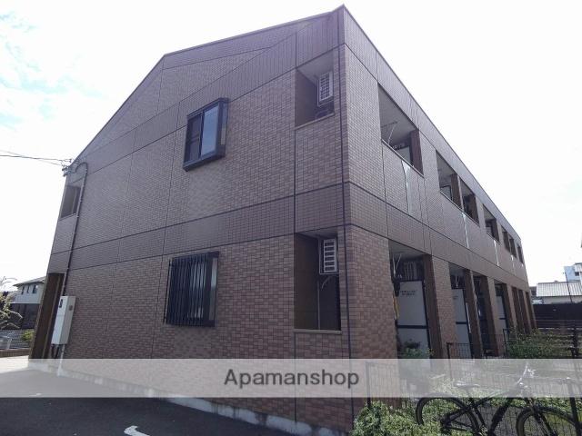 静岡県藤枝市、藤枝駅徒歩18分の築9年 2階建の賃貸アパート