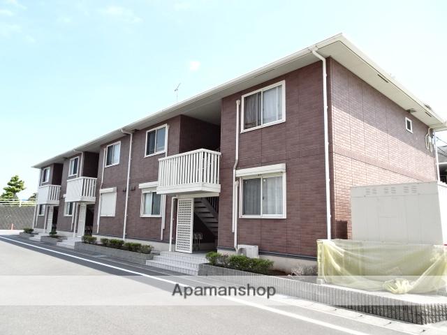 静岡県焼津市、焼津駅自主運行バスバス10分さかなセンター下車後徒歩5分の築10年 2階建の賃貸アパート