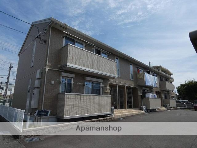 静岡県焼津市、西焼津駅徒歩13分の築6年 2階建の賃貸アパート