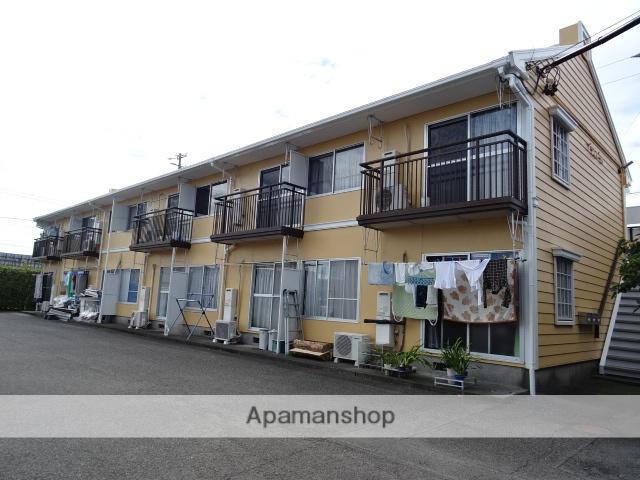 静岡県焼津市、西焼津駅徒歩6分の築25年 2階建の賃貸アパート
