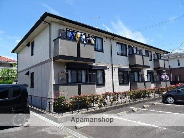 静岡県藤枝市、西焼津駅しずてつバス8分小屋敷入口下車後徒歩3分の築16年 2階建の賃貸アパート