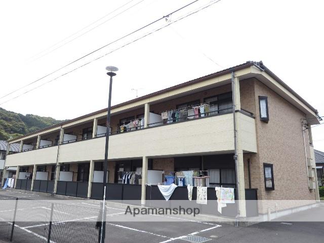 静岡県島田市、金谷駅徒歩18分の築11年 2階建の賃貸アパート
