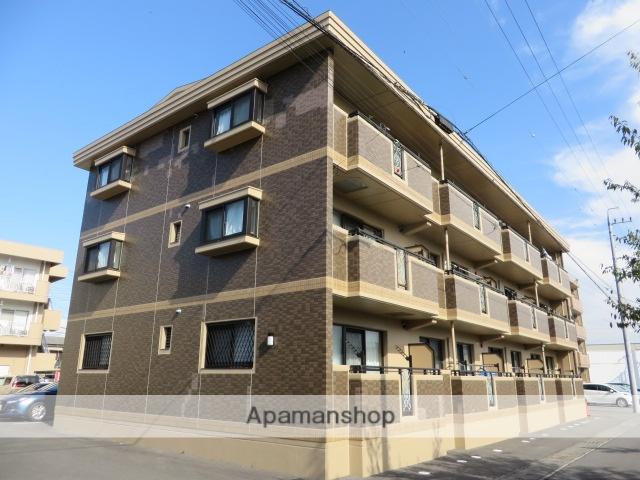 静岡県藤枝市、藤枝駅徒歩9分の築11年 3階建の賃貸マンション