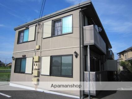 静岡県島田市の築13年 2階建の賃貸アパート