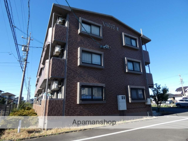 静岡県焼津市、焼津駅静鉄バスバス25分青少年の家下車後徒歩15分の築14年 3階建の賃貸マンション