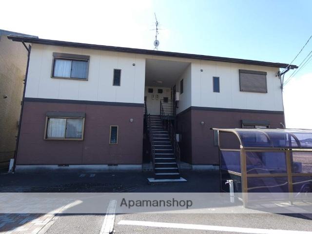静岡県榛原郡吉田町の築16年 2階建の賃貸アパート