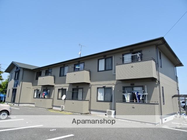 静岡県榛原郡吉田町の築14年 2階建の賃貸アパート