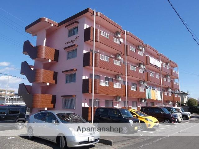静岡県焼津市、西焼津駅徒歩3分の築21年 4階建の賃貸マンション