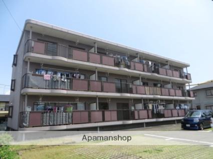 静岡県焼津市、西焼津駅徒歩15分の築24年 3階建の賃貸マンション