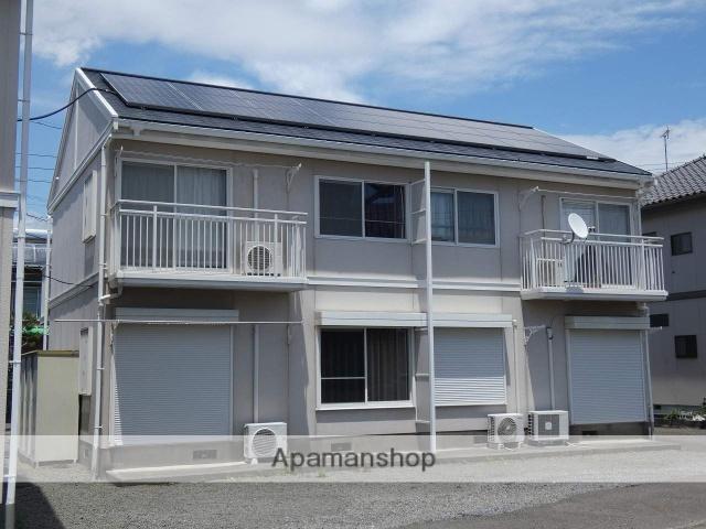 静岡県藤枝市、藤枝駅徒歩10分の築25年 2階建の賃貸アパート