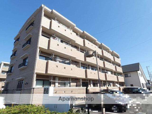 静岡県焼津市、焼津駅徒歩18分の築15年 4階建の賃貸マンション