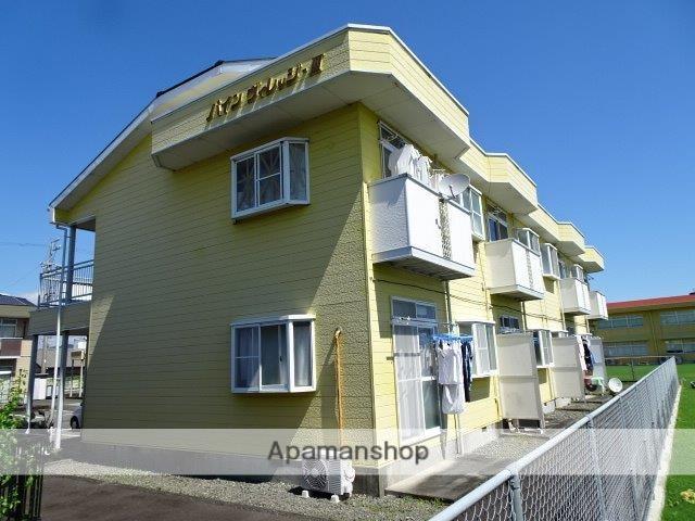 静岡県藤枝市、藤枝駅徒歩13分の築23年 2階建の賃貸アパート