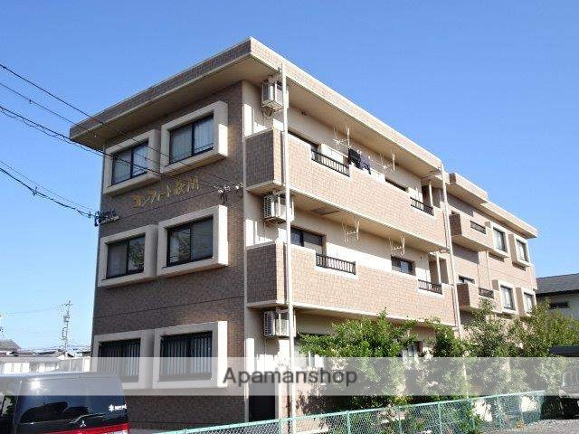 静岡県焼津市、西焼津駅徒歩6分の築13年 3階建の賃貸マンション