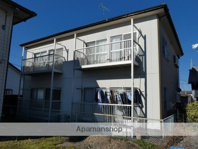 静岡県藤枝市、藤枝駅徒歩20分の築31年 2階建の賃貸アパート