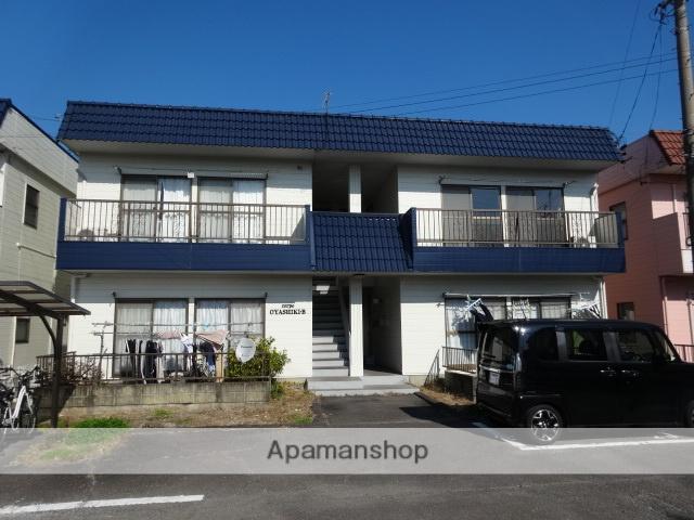 静岡県焼津市、西焼津駅徒歩15分の築28年 2階建の賃貸アパート