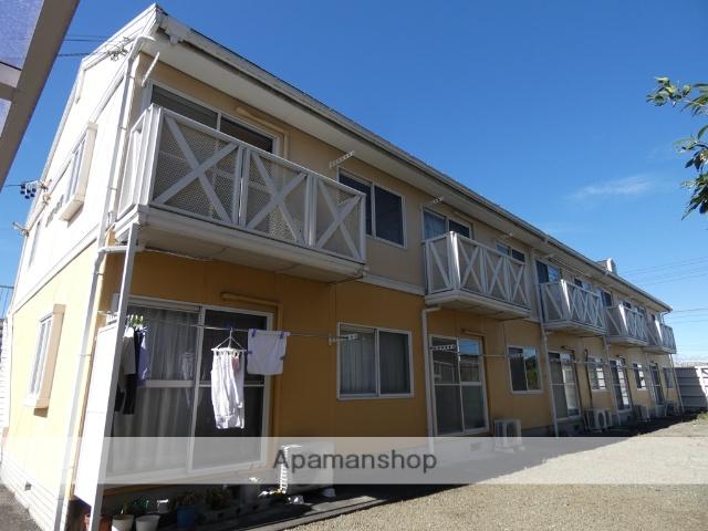 静岡県焼津市、西焼津駅徒歩16分の築24年 2階建の賃貸アパート