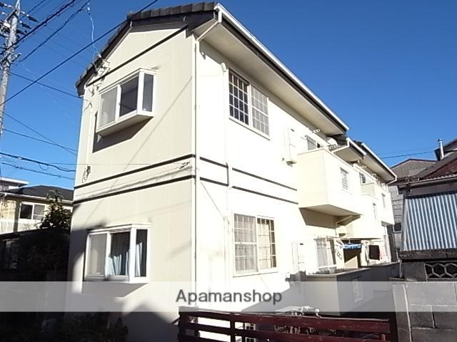 静岡県焼津市、焼津駅徒歩20分の築18年 2階建の賃貸アパート