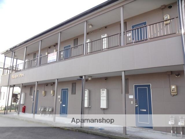 静岡県藤枝市、藤枝駅徒歩22分の築17年 2階建の賃貸アパート