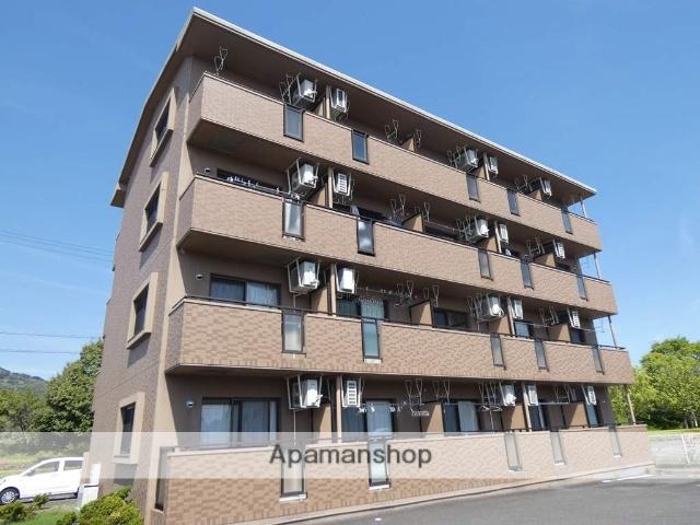 静岡県焼津市、焼津駅徒歩20分の築10年 4階建の賃貸マンション