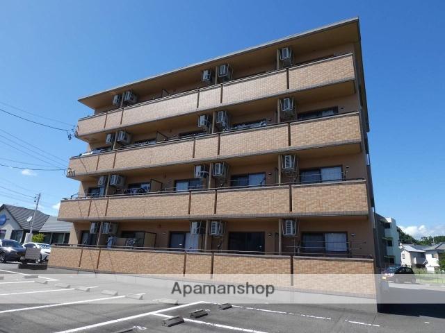 静岡県島田市、島田駅徒歩18分の築8年 4階建の賃貸マンション