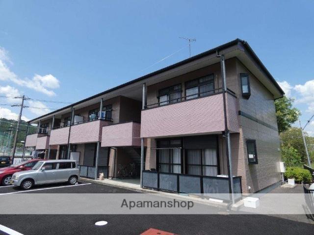 静岡県島田市、代官町駅徒歩5分の築14年 2階建の賃貸アパート