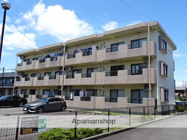 静岡県焼津市、西焼津駅徒歩6分の築19年 3階建の賃貸マンション